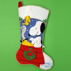 Click to view Snoopy Stockings