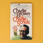 Charlie Brown & Charlie Schulz Book