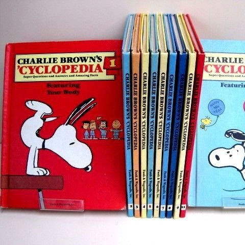 Charlie Brown's 'Cyclopedia
