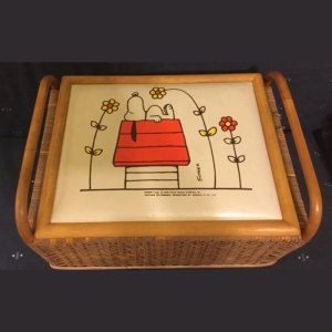 Snoopy Basket