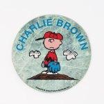 Baseball Charlie Brown Pog Mat
