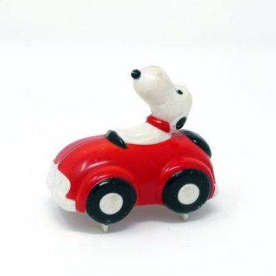 Snoopy figure for Drive-in Movie Theater