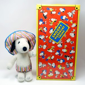 Snoopy's Wardrobe Beach Set