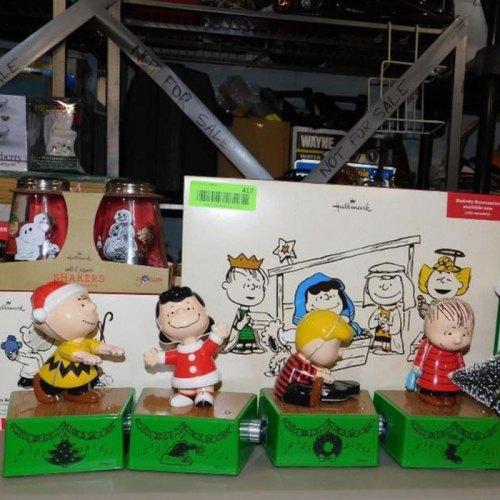Peanuts Christmas from Hallmark