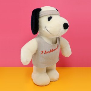 Snoopy Flashbeagle Plush