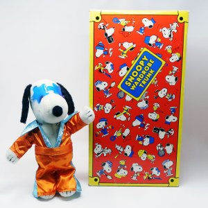 Snoopy's Wardrobe Rock Star Outfit