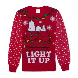 Peanuts Christmas Apparel from Macy's