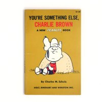 You're Something Else, Charlie Brown Peanuts Book
