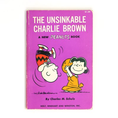 The Unsinkable Charlie Brown Peanuts Book