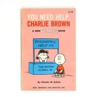 You Need Help, Charlie Brown Peanuts Book