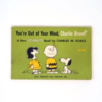 You're Out of Your Mind, Charlie Brown Peanuts Book