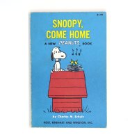 Snoopy, Come Home Peanuts Book