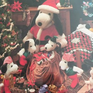 Snoopy Christmas Puzzle