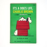 It's a Dog's Life, Charlie Brown Peanuts Book