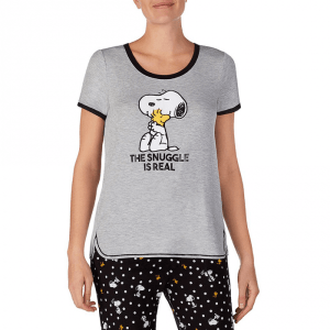 Snoopy Sleep Tees & Pants