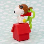 Snoopy Flying Ace Happy Meal Toy