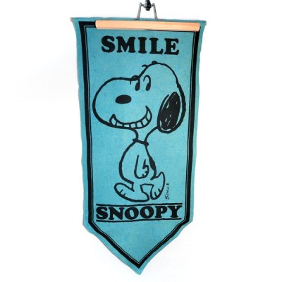 Snoopy Smile Pennant