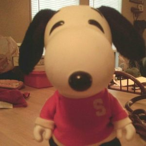 Snoopy Collector Doll