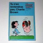 Tu n'en reviendras pas, Charlie Brown