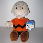 Charlie Brown Plush Toy