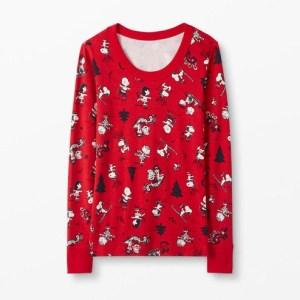 Peanuts shirts at Hanna Andersson