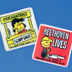 Click to view Peanuts Vintage Patches