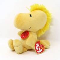 Woodstock musical Beanie Baby Plush Toy