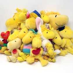 Click to shop Woodstock Plushes