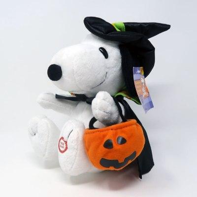 Snoopy Witch Halloween Plush