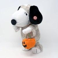 Snoopy Mummy Halloween Plush