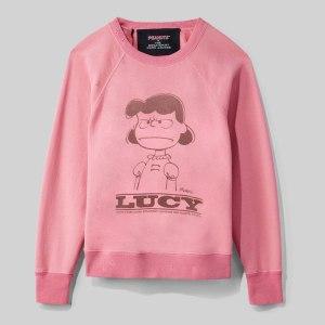 Peanuts shirts at Marc Jacobs