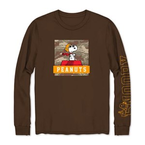 Peanuts shirts at Macy's
