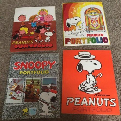 Peanuts Portfolio Pocket Folder