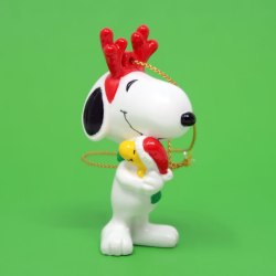 Click to view Snoopy Christmas Tree Ornaments