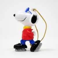 Snoopy Joe Cool Skating Ornament