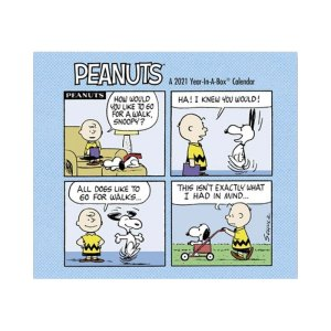 Books-a-Million Peanuts Calendars
