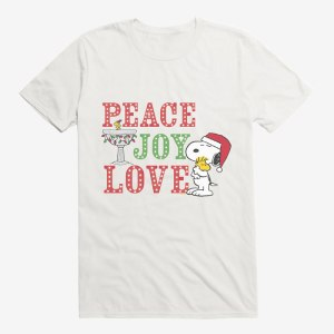 Peanuts Christmas Shirts from BoxLunch