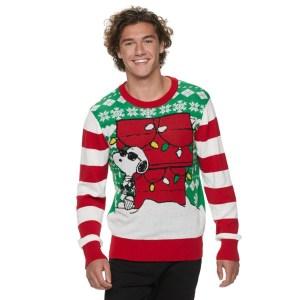 Peanuts Christmas Shirts from Kohl's
