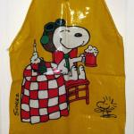 Snoopy Flying Ace and Woodstock Apron