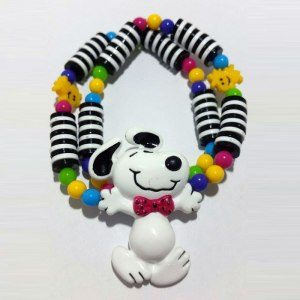 Snoopy Avon Necklace