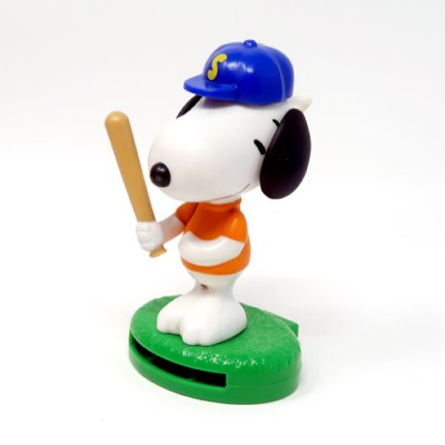Snoopy Baseball Happy Meal Toy