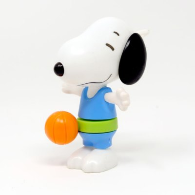 Snoopy Basketball Happy Meal Toy