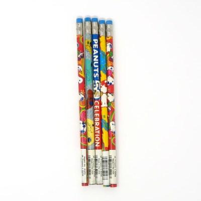 Peanuts Decades Pencils
