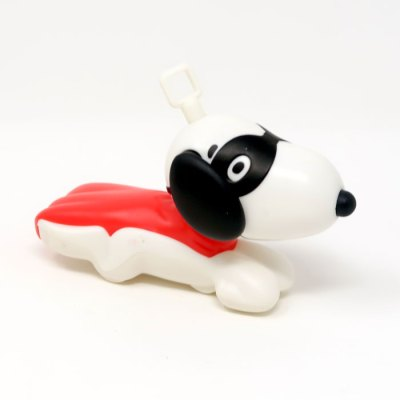 Masked Marvel Snoopy Happy Meal Toy
