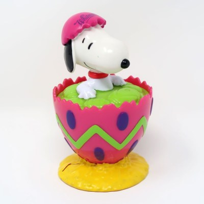 Snoopy Easter Egg Container - Pink