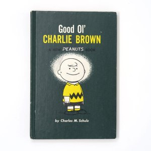 Good 'Ol Charlie Brown Book
