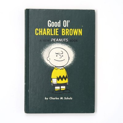 Good 'Ol Charlie Brown Book