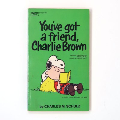 You've Got a Friend, Charlie Brown Book