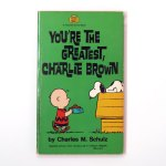 You're the Greatest, Charlie Brown Book