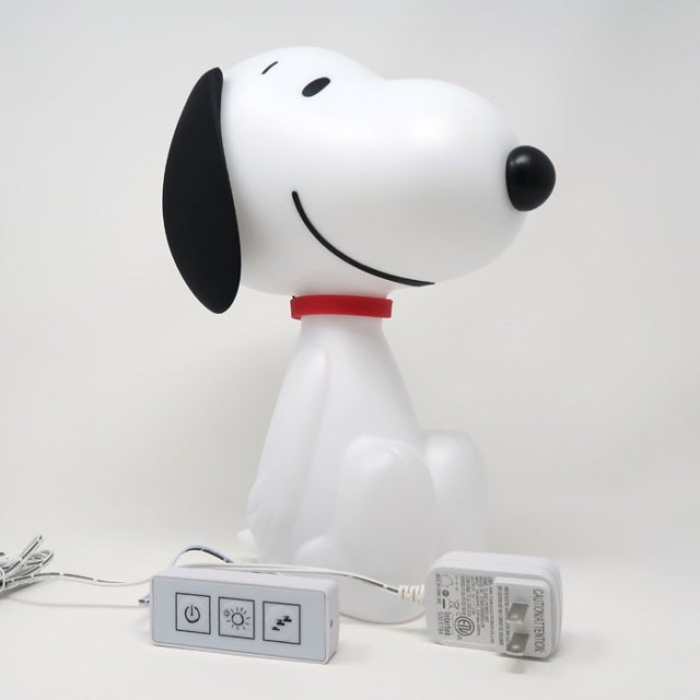 The Original Snoopy Lamp Right